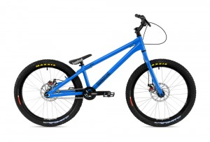 "Bike 24"" Inspired Flow Plus - blau"