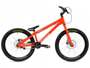 "Bike 24"" Inspired Fourplay Pro - neonrot"