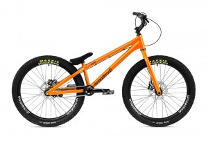 "Bike 26"" Inspired Hex Team - orange"