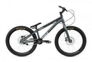 """Bike 24"""" Inspired Skye Pro V3 - blaugrau"""