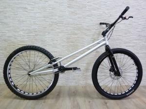 """Trial Bike 26"""" Echo Mark IV - 2015 - silber"""
