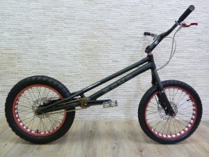 "Trial Bike 20"" Echo Ti - gebraucht"