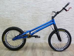 "Trial Bike 20"" GU Pro - blau - 2016"