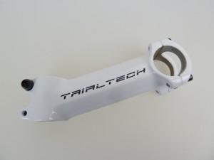 Sale! Vorbau Trialtech Sport 120mm 17° - weiß