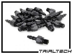 Stutzen M6 Trialtech - schwarz