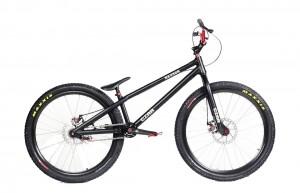 "Bike 26"" Czar Neuron - schwarz"