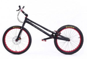 "Trial Bike 24"" Echo Mark V - schwarz"