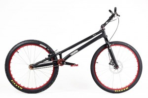 "Trial Bike 26"" Echo Mark VI Pro - schwarz"