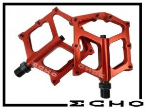 Pedale Echo TR Plattform rot