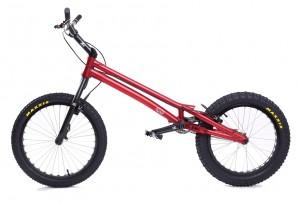 "Trial Bike 20"" GU - rot"