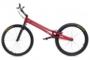 "Trial Bike 26"" GU - rot"