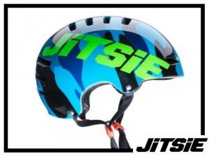 Helm Jitsie Armor Squad - navy/green