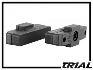 Bremsbeläge Tr1al Magura - schwarz