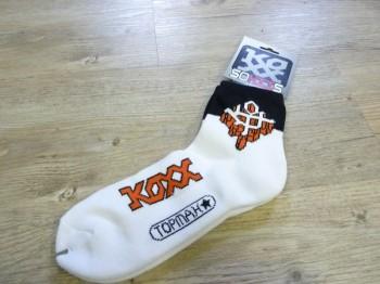 Socken Koxx - weiß - Gr. 35-38