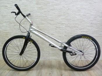 "Trial Bike 26"" Breath Yes HS - silber"