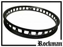 "HR-Felge 19"" Rockman 47mm (32 Loch) weiß"