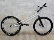 "Trial Bike 26"" Echo Pure - silber"