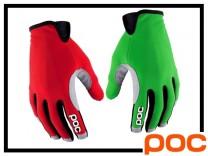 Handschuhe POC Index Air - thallium green/bohrium red L