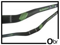Lenker Obr Riser Carbon