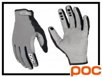 Handschuhe POC Index Air adjustable - aluminium grey L