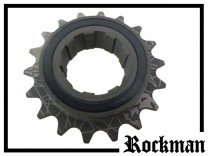 Freilaufritzel Rockman (135clicks) 18 Z. - splined
