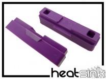 Ersatz-Bremsbeläge Heatsink - purple