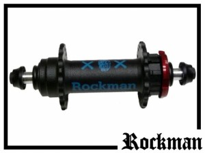 HR-Nabe Rockman Bub Hub 116mm (32 Loch) - splined