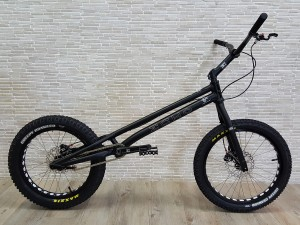 "Trial Bike 20"" Echo Mark VI Plus - schwarz"
