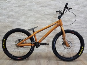 "Bike 24"" Czar Neuron - orange"