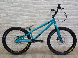 "Bike 24"" Czar Ion - hellblau"
