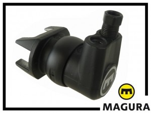 Magura Bremskolben M6/M8 - schwarz