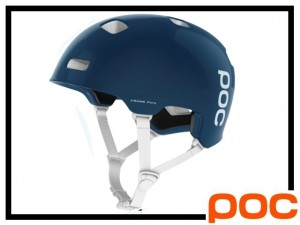 Helm POC Crane Pure - lead blue