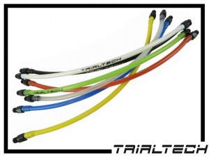 Verbindungsleitung Trialtech M6/M6 blau