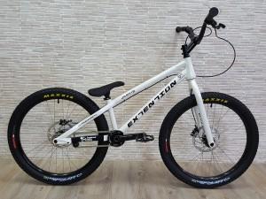 """Bike 24"""" Extention Jarvis - weiß"""