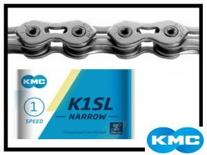 Kette KMC K1SL - narrow - silber