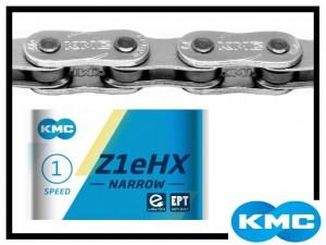 Kette KMC Z1eHX EPT - narrow - silber