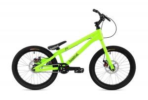 "Bike 20"" Inspired Flow Kids - neongrün"