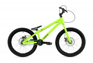 "Bike 22"" Inspired Flow Kids - neongrün"