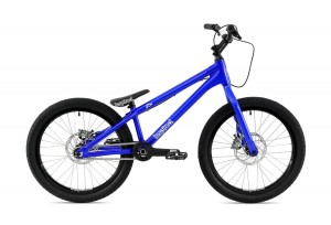 """Bike 22"""" Inspired Flow XP Kids - blau glanz"""