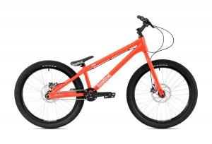 """Bike 24"""" Inspired Flow - neonrot"""