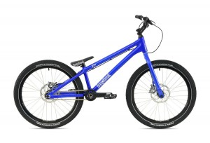 """Bike 24"""" Inspired Flow XP - blau glanz"""