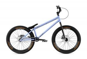 "Bike 24"" Inspired Arcade Team - blau matt"