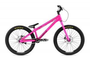 "Bike 24"" Inspired Fourplay Pro - pink"