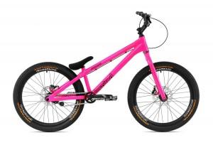 "Bike 24"" Inspired Fourplay Team - pink"