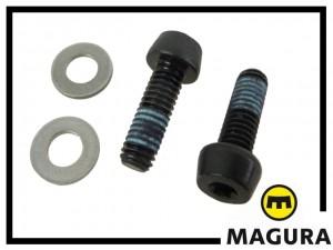 Magura IS Schraube M6x18mm, Paar