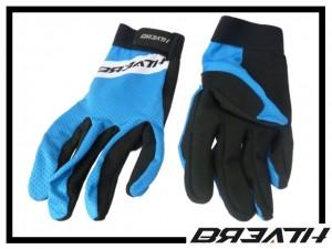 Handschuhe Breath blau/weiß