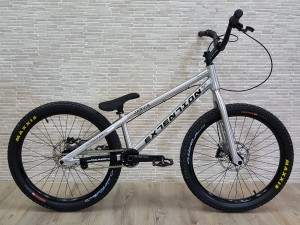 "Bike 24"" Extention Jarvis - silber"