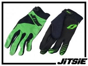 Handschuhe Jitsie Airtime - grün S