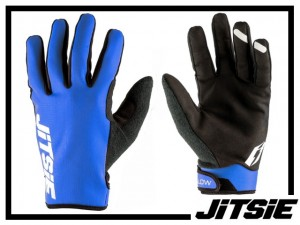 Handschuhe Jitsie Glow - blau