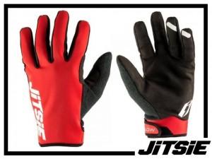 Handschuhe Jitsie Glow - rot